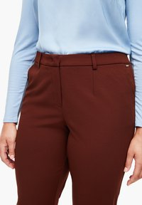 Triangle - Trousers - brown - 3