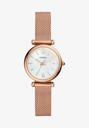 CARLIE - Watch - roségold-coloured