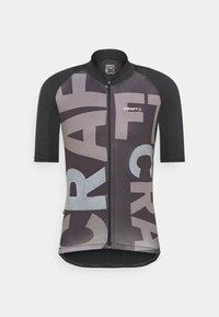 Craft - ENDUR LUMEN - Cyklistický dres - black - 0