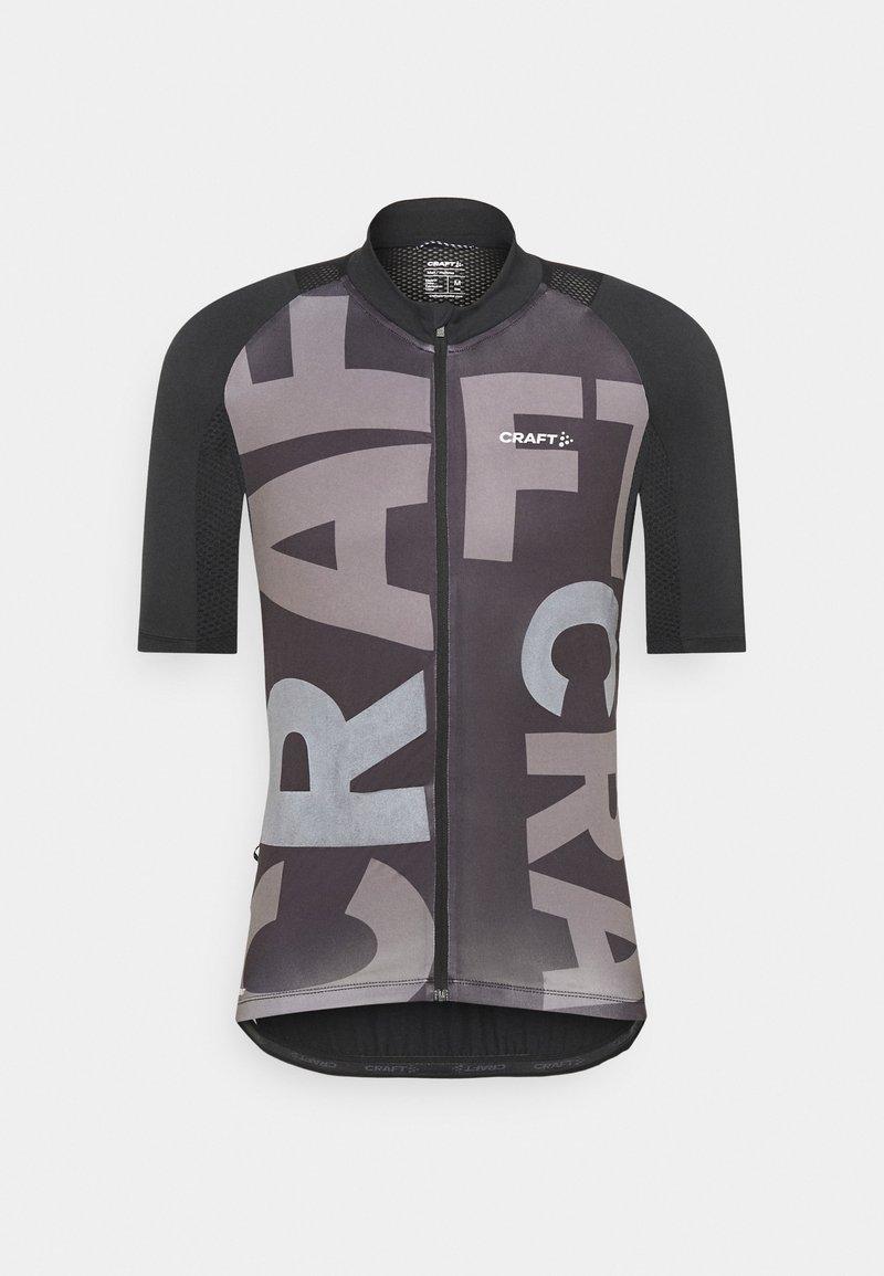 Craft - ENDUR LUMEN - Cyklistický dres - black