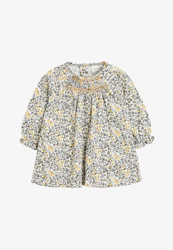2 PACK SMOCK FLORAL TUNIC