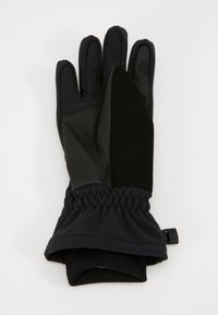 Vaude - KIDS GLOVES - Fingerhandschuh - black - 2