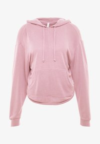 Free People - BACK INTO IT HOODIE - Luvtröja - pink - 5