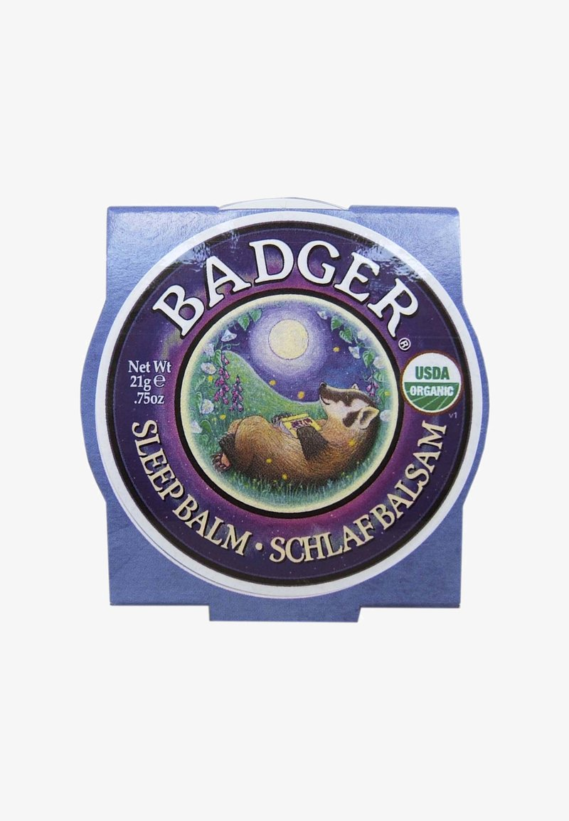 Badger - SLEEP BALM 21G - Night care - -