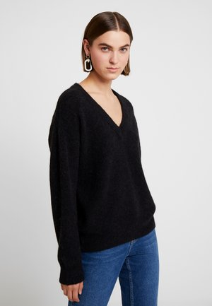 JUMPER TEKLA - Jumper - black