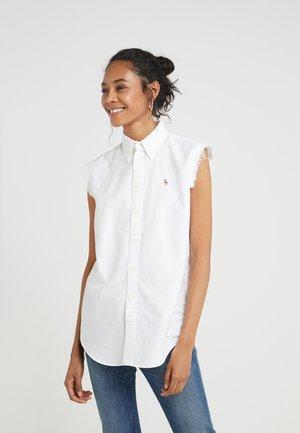 CLASSIC OXFORD - Camicia - white