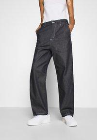Carhartt WIP - ARMANDA PANT - Trousers - blue - 0
