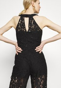Guess - RACHAEL OVERALL - Jumpsuit - jet black - 6
