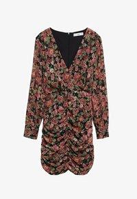 Mango - ALEXA - Shift dress - rosa - 5
