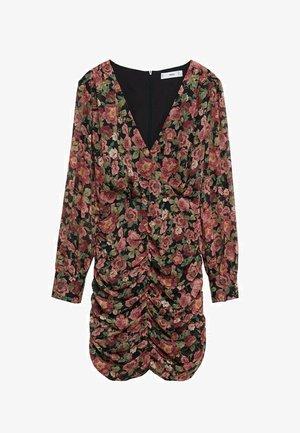 ALEXA - Shift dress - rosa