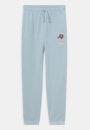 DAD PANT SOLIDS - Pantaloni sportivi - blue