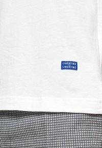 Libertine-Libertine - BEAT LOGO - T-shirt basique - white - 5