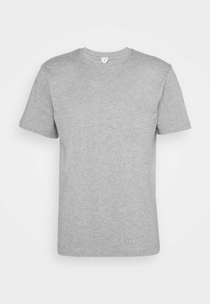T-SHIRT - T-shirt basic - grey medium dusty