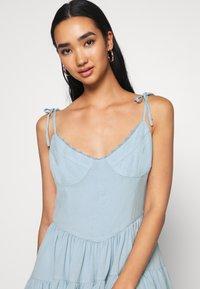 Tiger Mist - BIJOU DRESS - Denní šaty - blue - 5