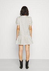 Monki - SELMA DRESS - Day dress - white - 2