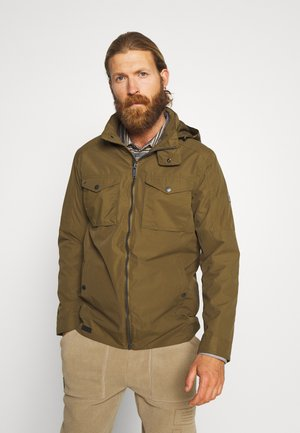 HALDOR - Outdoor jacket - camo green