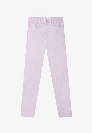 Jeans slim fit - purple