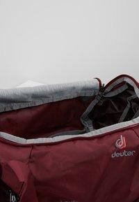 Deuter - AVIANT DUFFEL 35 - Sports bag - maron/aubergine - 4