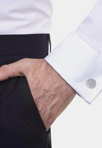 Seidensticker - Cufflinks - silver-coloured - 2