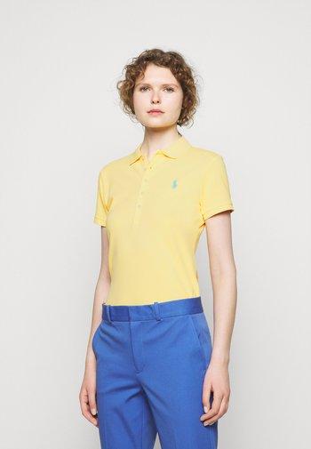 Polo shirt - empire yellow
