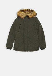 Cars Jeans - KIDS ZAGARE - Winter coat - army - 0