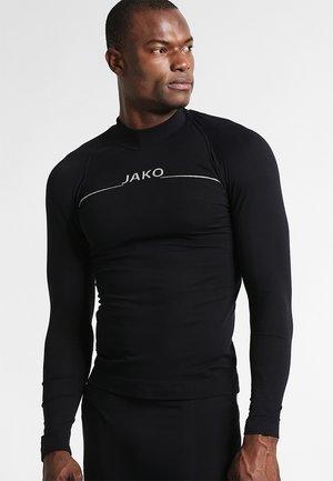 TURTLENECK COMFORT - Undershirt - schwarz
