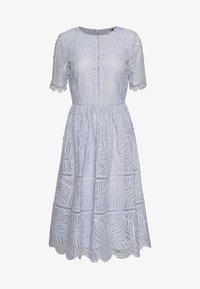 Tommy Hilfiger - DRESS - Cocktail dress / Party dress - bliss blue - 0