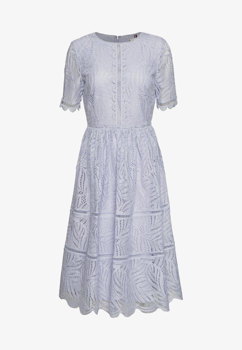 Tommy Hilfiger - DRESS - Cocktail dress / Party dress - bliss blue