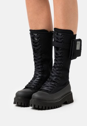 GROOV-Y - Lace-up boots - black