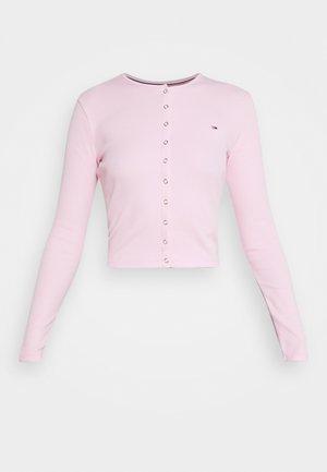 SNAP THRU - Kardigan - romantic pink