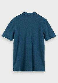 Scotch & Soda - Polo shirt - sinister green melange - 4