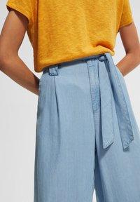 comma casual identity - Straight leg jeans - light blue - 3