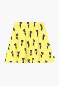 Fred's World by GREEN COTTON - CATS EXCLUSIVE - A-lijn rok - yellow - 0