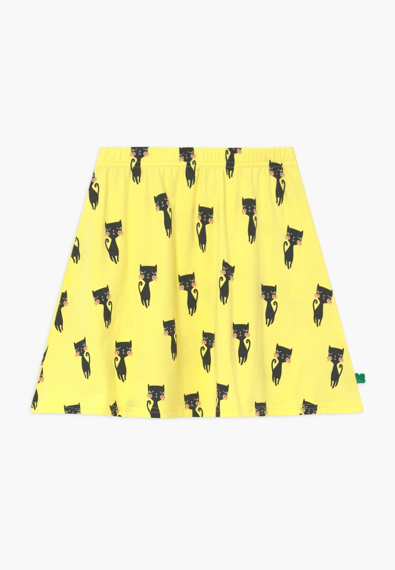 Fred's World by GREEN COTTON - CATS EXCLUSIVE - A-lijn rok - yellow