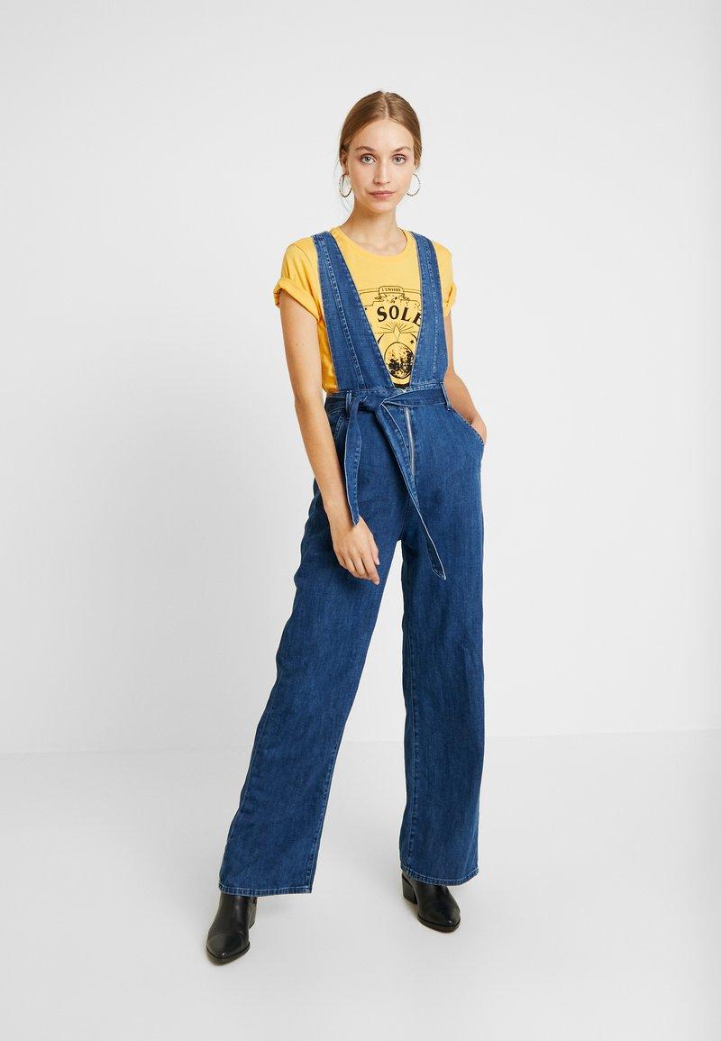 Pepe Jeans - LARSA - Lacláče - denim