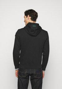 Blauer - APERTA CAPPUCCIO - Zip-up hoodie - black - 2