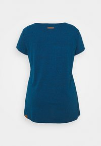 Ragwear Plus - MINT - Print T-shirt - navy - 1