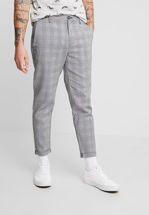ONSELYAS PANTS - Pantaloni - medium grey melange