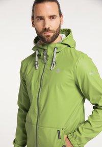 Schmuddelwedda - Waterproof jacket - grün - 3