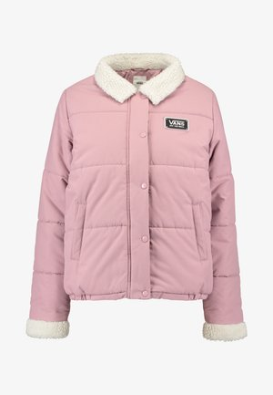 FAWNER PUFFER JACKET - Winter jacket - nostalgia rose