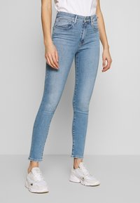 Levi's® - 721 HIGH RISE SKINNY - Vaqueros pitillo - have a nice day - 0