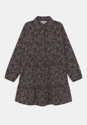 DRESS - Shirt dress - multi-coloured