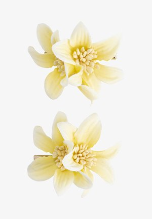 Hair styling accessory - yellow