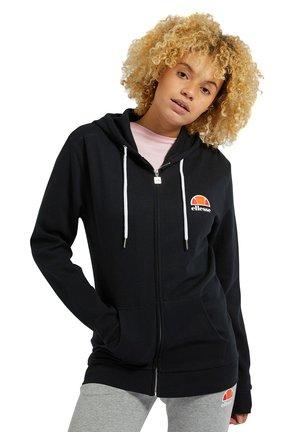 DAJE FZ HOODY - Zip-up hoodie - schwarz