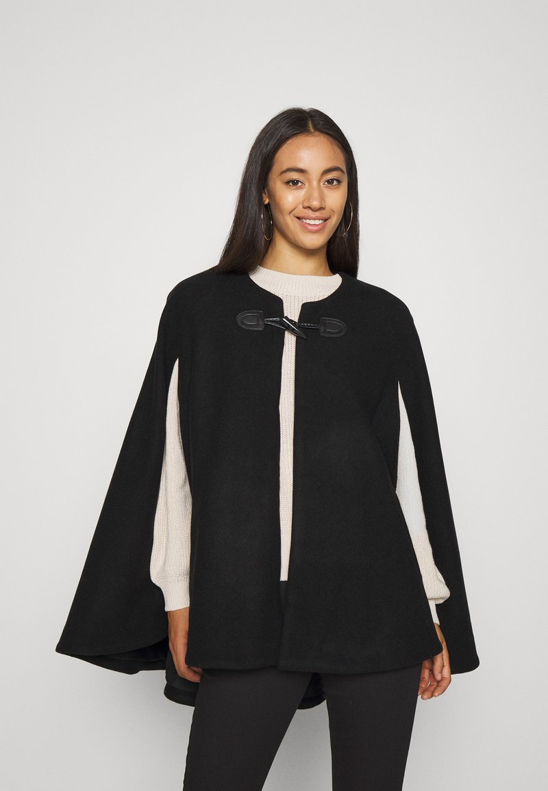 ONLY - ONLMARY  - Poncho - black