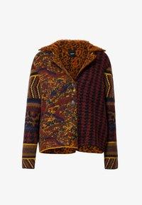 Desigual - HAMINA - Sweatshirt - brown - 4