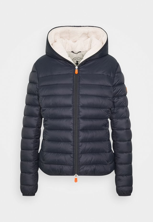 GIGAY - Winter jacket - grey black