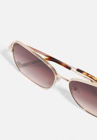 LIU JO - Sunglasses - gold-coloured shiny - 4
