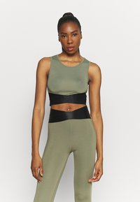Even&Odd active - Top - olive - 0