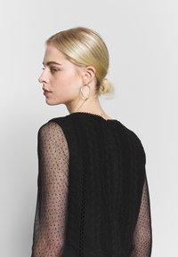 Stevie May - GALLERY MINI DRESS - Denní šaty - black - 4
